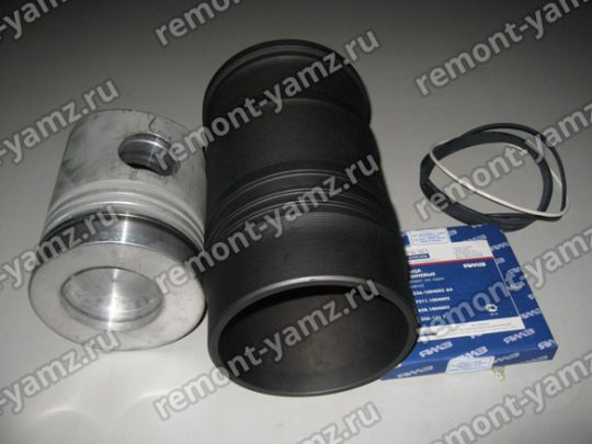 240Н-1004005-А — гильза, поршень, кольца (комплект)