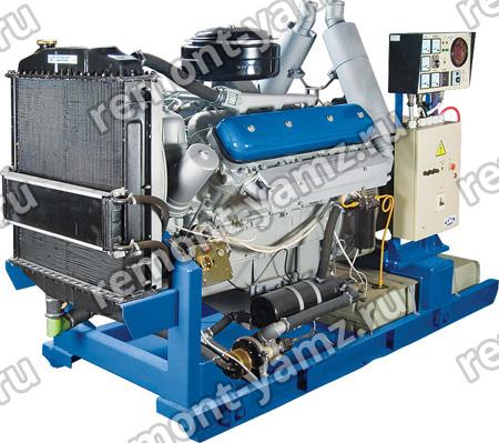 Дизельная электростанция АД-100С-Т-400-1РГТ-01