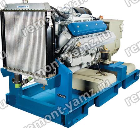 Дизельная электростанция АД-150С-Т-400-1РГТ-01
