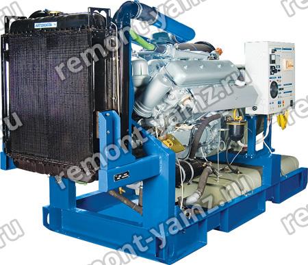 Дизельная электростанция АД-200С-Т-400-1РГТ-01