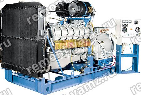 Дизельная электростанция АД-315С-Т-400-1Р-01