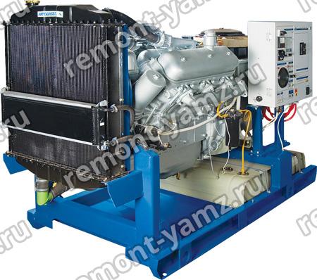 Дизельная электростанция АД-60С-Т-400-1РГТ-01