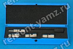 AZ0037-01 Набор изчетырех фрез для чистки седла форсунки