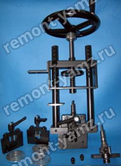 AZ0313-CR Прибор для разборки исборки насос-форсунок иCR (спец. оснастка)