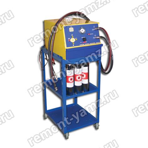SMC-2001ED стенд для очистки идиагностики топливных систем впрыска