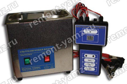 SMC-3000 NEW приспособление для промывки форсунок