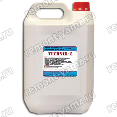 TechnikZ жидкость для ультразвуковой очистки форсунок (10л)