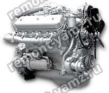 Двигатель ЯМЗ-236Б-3