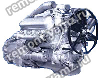 Двигатель ЯМЗ-236БЕ2-1