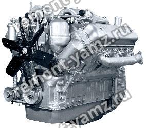 Двигатель ЯМЗ-236Г-6