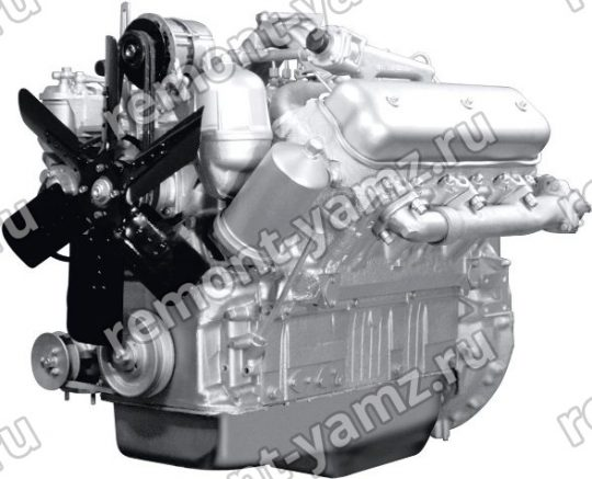 Двигатель ЯМЗ-236М2-15