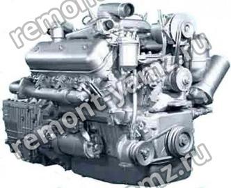 Двигатель ЯМЗ-236НЕ-5