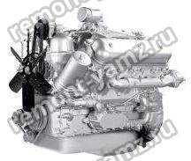 Двигатель ЯМЗ-236НЕ