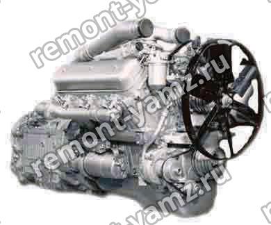 Двигатель ЯМЗ-236НЕ2-1