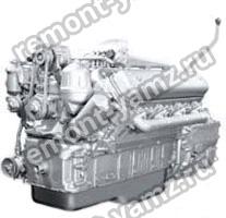 Двигатель ЯМЗ-238АМ2-1