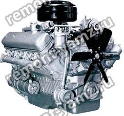 Двигатель ЯМЗ-238АМ2-3
