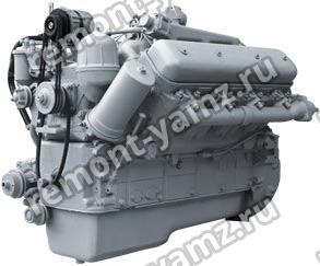 Двигатель ЯМЗ-238БК-3