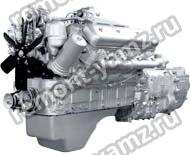 Двигатель ЯМЗ-238Д-19