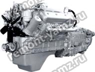 Двигатель ЯМЗ-238Д-2