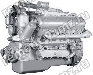 Двигатель ЯМЗ-238ДЕ-1