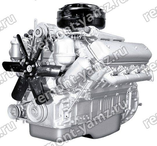 Двигатель ЯМЗ-238ГМ2-2