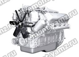 Двигатель ЯМЗ-238КМ2-3