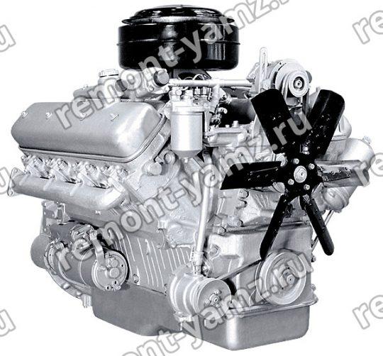 Двигатель ЯМЗ-238М2-2