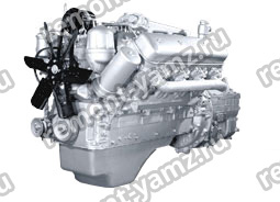 Двигатель ЯМЗ-238М2-6
