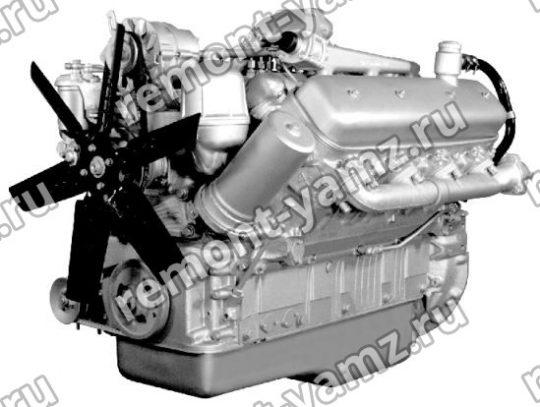 Двигатель ЯМЗ-238НД4-4