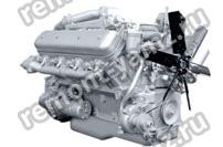 Двигатель ЯМЗ-238НД7