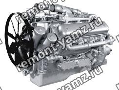 Двигатель ЯМЗ-7511.10-06 (сосцеплением)