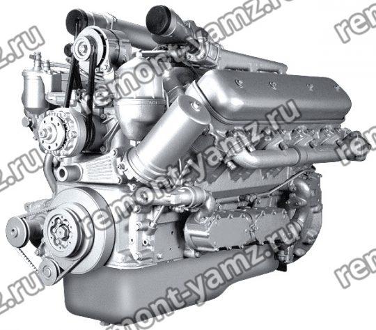Двигатель ЯМЗ-7514