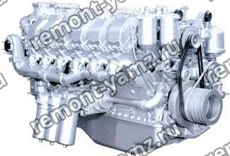 Двигатель ЯМЗ-8401.10-06
